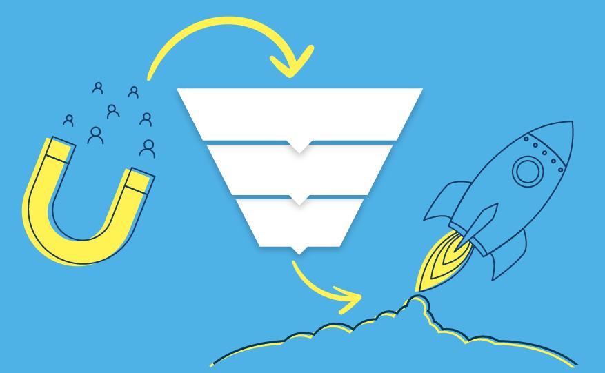 Sales Funnel, leadgenerierung, leadgeneration, funnel, kundengewinnung, software, conversion rate, leads, marketing, fragebogen, kpi