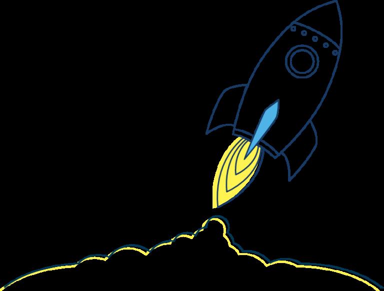 Rakete, leadgenerierung, leadgeneration, funnel, kundengewinnung, software, conversion rate, leads, marketing, fragebogen, kpi
